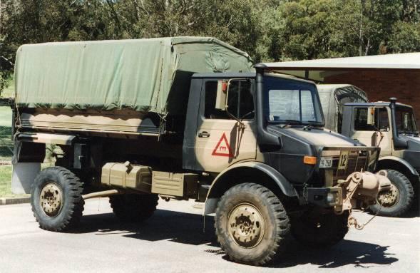 Unimog For Sale >> Castrol's Australian Army Unimog pics
