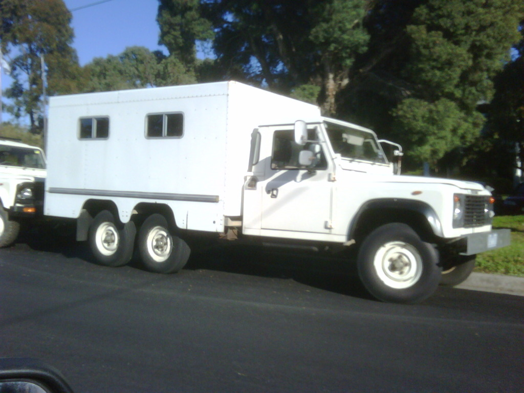Land Rover Cherry Hill >> Civilian 6x6 Land Rovers - Land Rovers Vehicles-REMLR