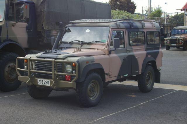 TD5 Remediation Vehicles -REMLR