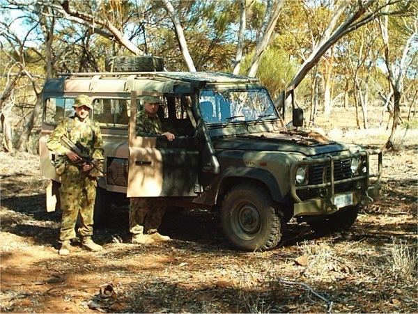 Affari A Quattro Ruote Land Rover Defender
