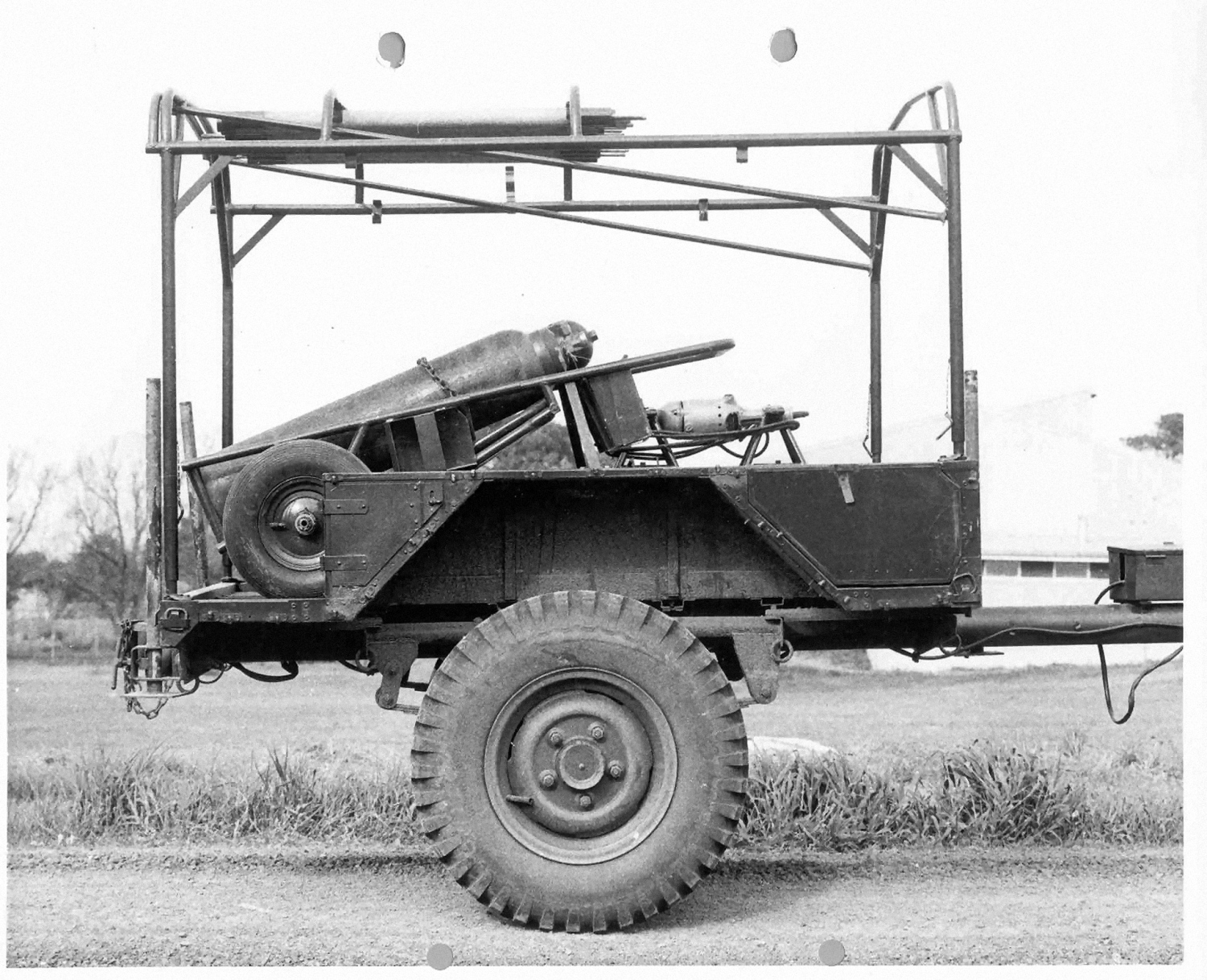 Australian Military Trailers For Land Rovers Remlr