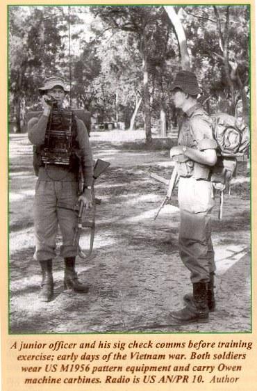 Australian Load Carrying Equipment 1945 1988 By Rick Landers