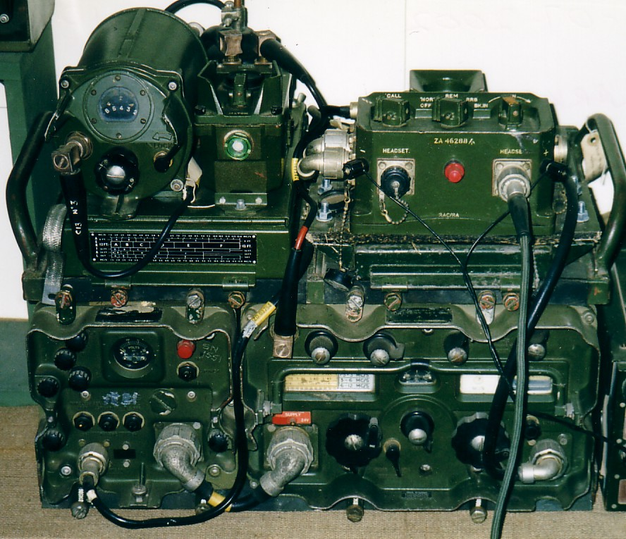 Australian Army Radio Gear for B Class Vehicles -REMLR